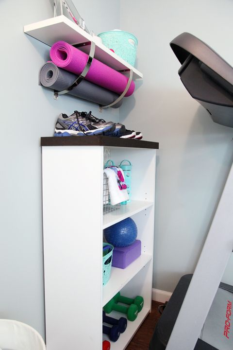 Marvelous Organizing A Home Gym Eastwood Homes Download Free Architecture Designs Rallybritishbridgeorg