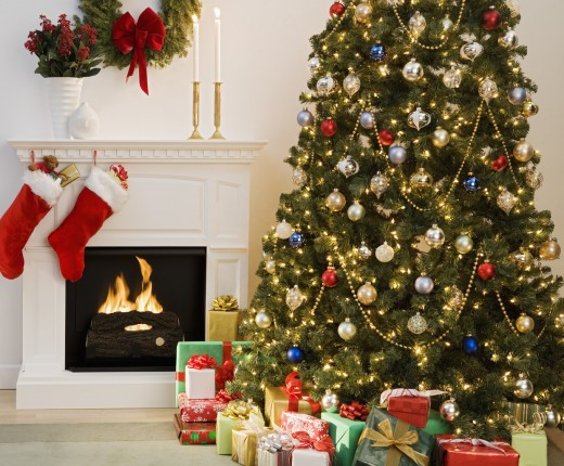 Process And Cut Down On Your Stress During The Exciting Yet Busy Holiday Season In Any Home Choosing Perfect Spot For Christmas Tree