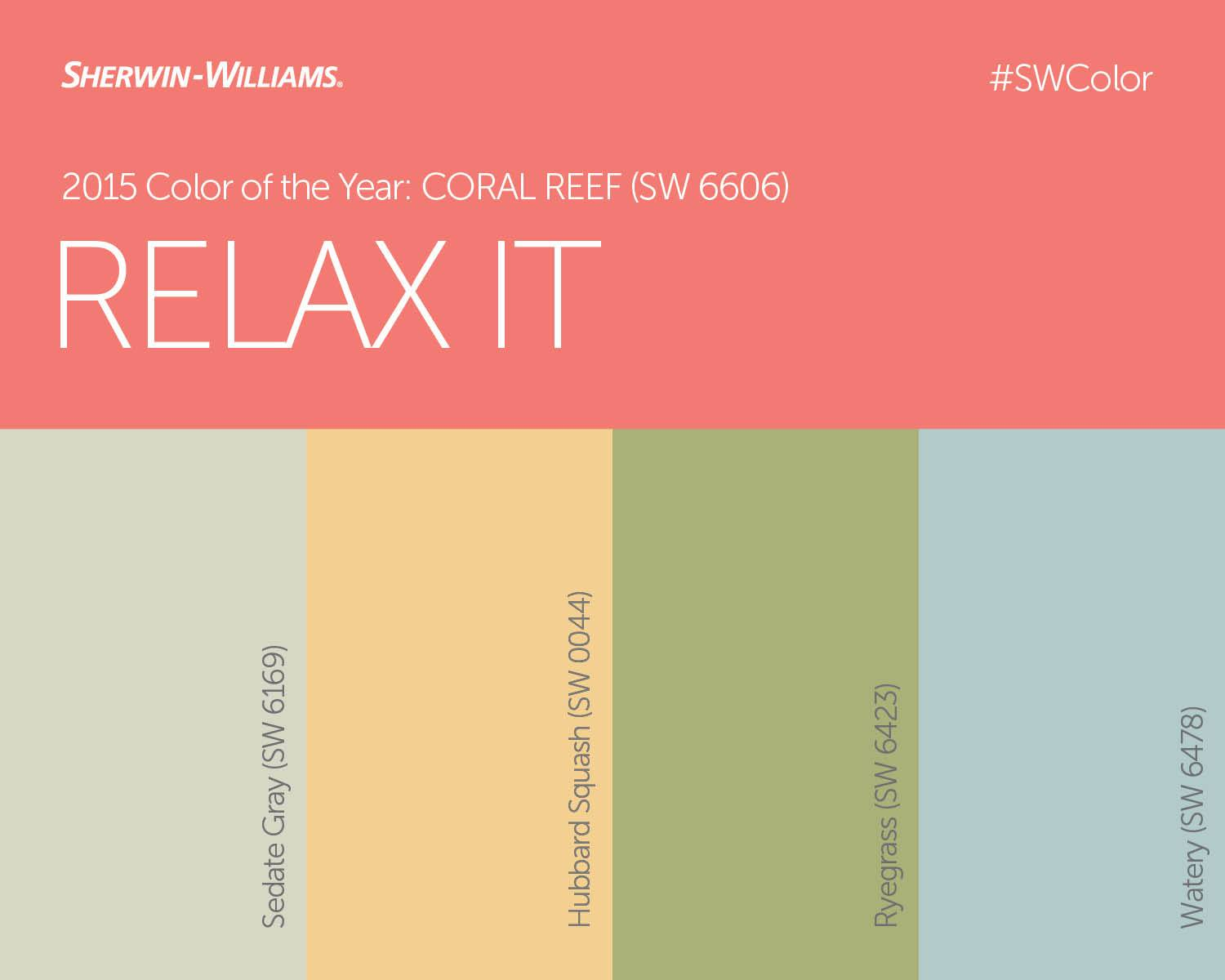 Sherwin Williams Announces 2015 Color of the Year! | Eastwood Homes