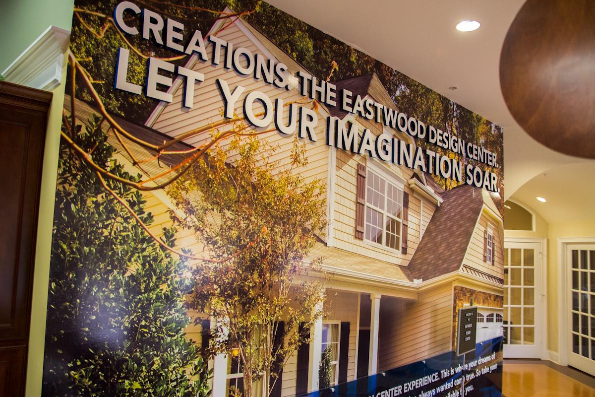 New Home Design Centers: Eastwood Design Center Visit