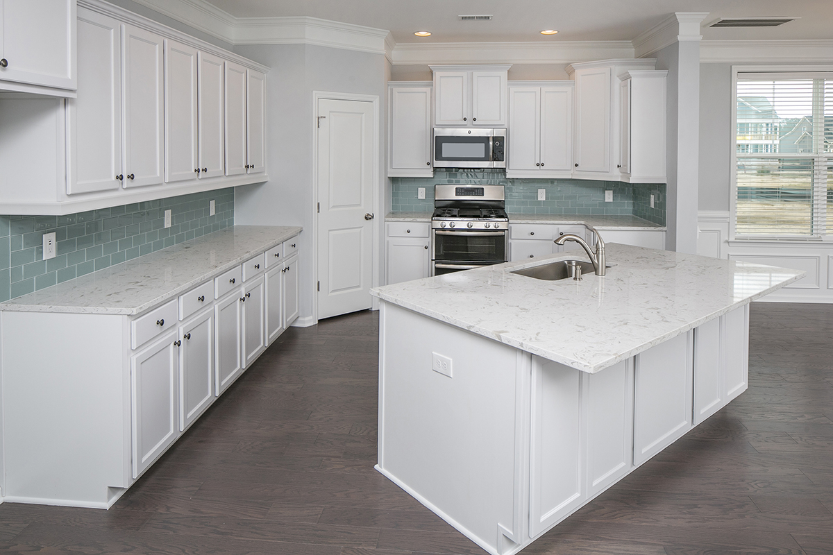 Move-In Ready Homes available by Eastwood Homes