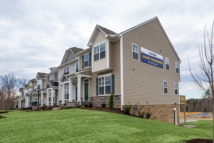 Eastwood Homes Is Proud To Build New Townhomes That Are Versatile Spacious And Located In The Desirable Chesterfield VA Area